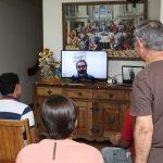 Formação: Seminaristas refletiram sobre o tema da Sinodalidade com Frei Sinivaldo