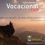 """Arquidiocese inicia """"Acompanhamento Vocacional On-line"""""""