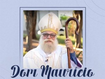 Dom Maurício comemora hoje, 26, aniversário natalício