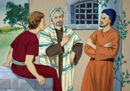 HOMILIA PARA O XXVI DOMINGO DO TEMPO COMUM – Mt 21,28-32