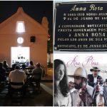 Paróquia lembra Ana Rosa e faz campanha contra o feminicídio