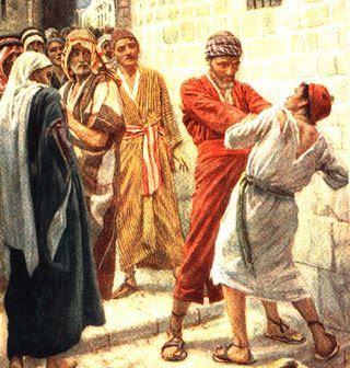 HOMILIA PARA O XXIV DOMINGO DO TEMPO COMUM - Mt 18,21-35