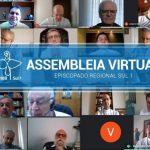 Bispos do Regional Sul 1 realizam Assembleia virtual