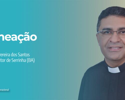 Papa Francisco nomeia bispo coadjutor para a Diocese de Serrinha, na Bahia