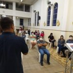 """Paróquia de Pratânia promoveu formação sobre """"Os cristãos e as eleições"""""""
