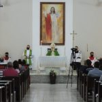 Paróquia Nossa Senhora Consolata reinaugura igreja paroquial