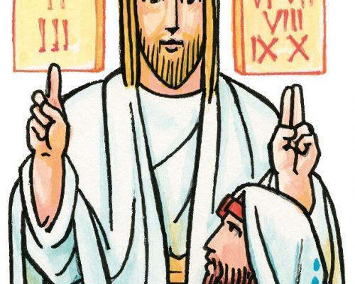 HOMILIA PARA O XXX DOMINGO DO TEMPO COMUM – Mt 22,34-40: