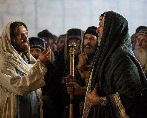 HOMILIA PARA O XXIX DOMING DO TEMPO COMUM – Mt 22,15-21: