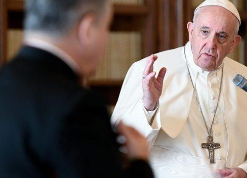 Francisco: a oração transforma a inquietude em disponibilidade