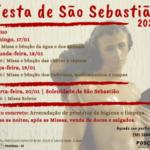 Paróquia de Pratânia realiza Festa em honra a São Sebastião