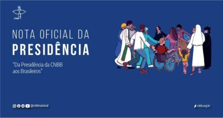 PRESIDÊNCIA DA CNBB DIVULGA NOTA SOBRE A CAMPANHA DA FRATERNIDADE ECUMÊNICA 2021