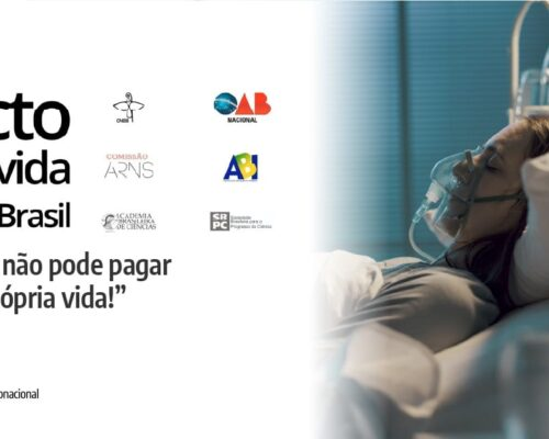 Nota da CNBB: Pacto pela vida e pelo Brasil