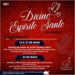 Festa do Divino Espírito Santo em Anhembi 2021