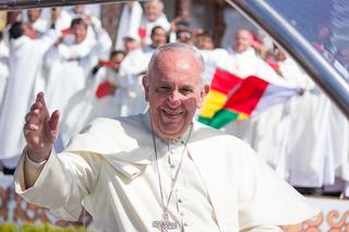 Papa Francisco: a oração de Jesus por todos nós não cessa
