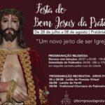 Pratânia realiza Festa em honra ao Padroeiro Senhor Bom Jesus