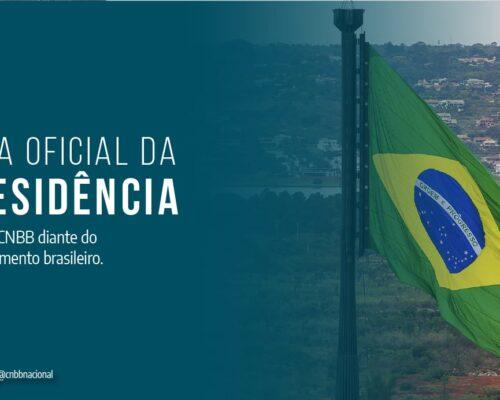 """NOTA DA CNBB: """"A trágica perda de mais de meio milhão de vidas está agravada pelas denúncias de prevaricação e corrupção no enfrentamento da pandemia da COVID-19"""""""