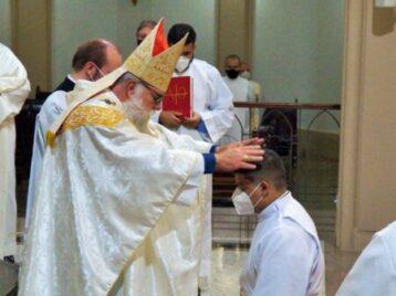 Diácono Marco Raphael será ordenado presbítero